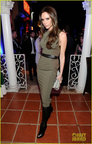 Victoria Beckham: Great British Film Reception!