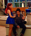 Victorious - avan-jogia-and-ariana-grande screencap
