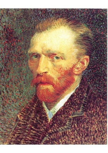 Vincent Willem van Gogh30 March ,1853 – 29 July 1890