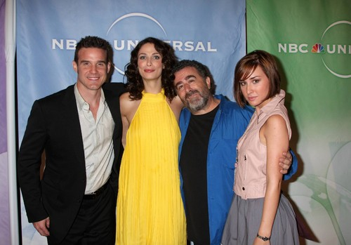 Warehouse 13 Cast - 2009 NBC Summer Press Tour