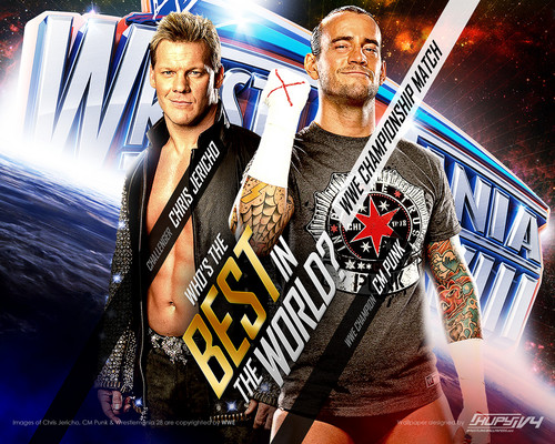 erases punk latest wrestlemania poll