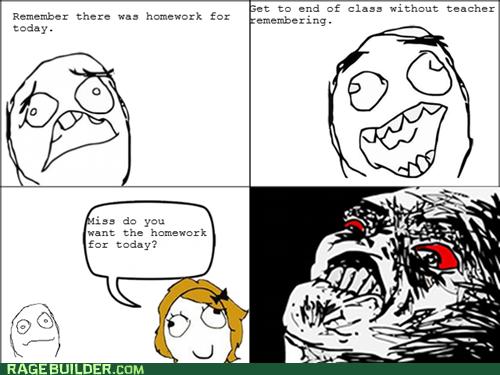 Как отмазаться от учителя когда не сделал домашку