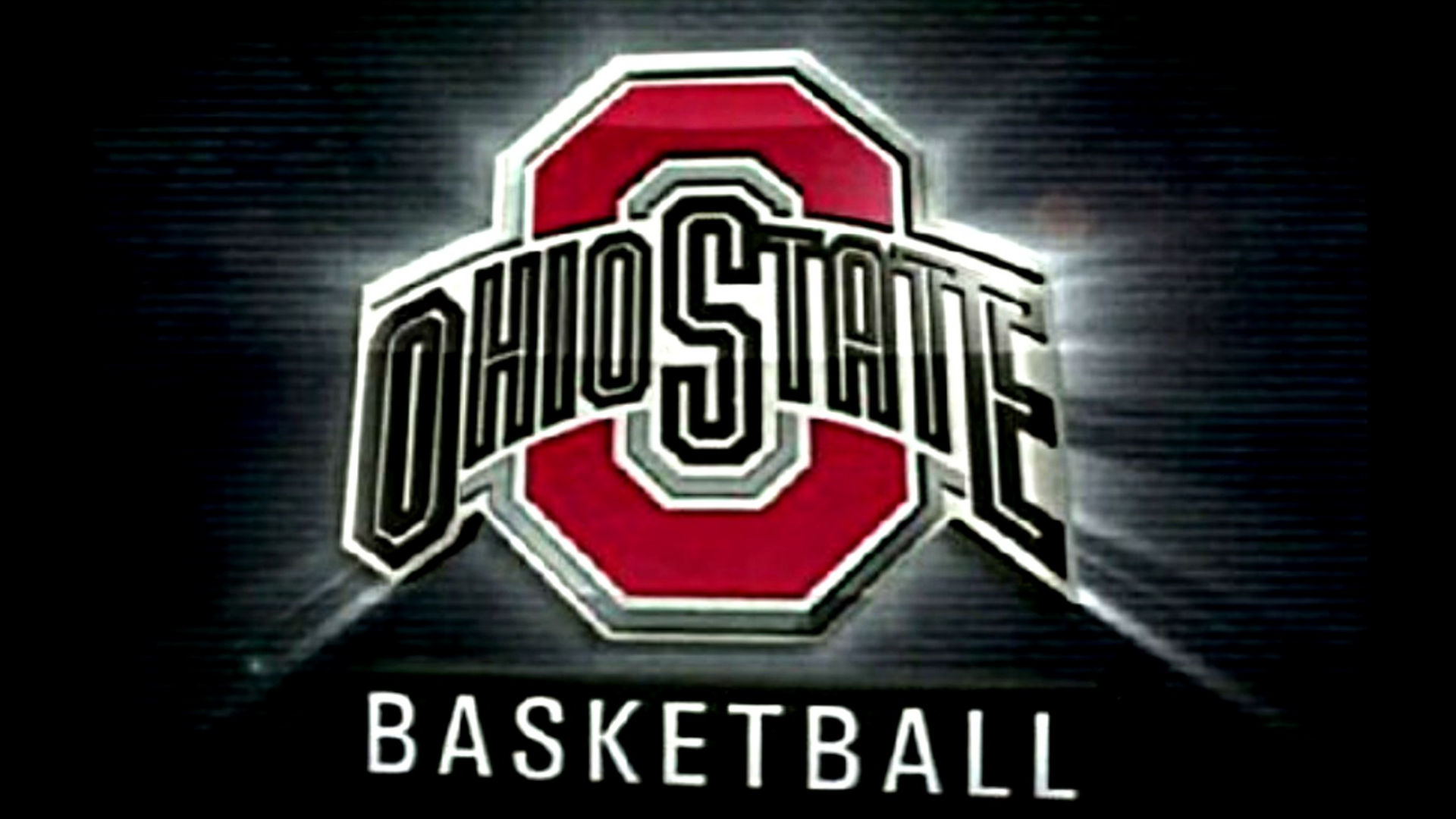 OHIO STATE BUCKEYES BASKETBALL RED BLOCK O - Basketball