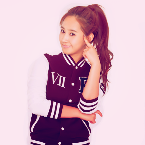 kwon Yuri karatasi la kupamba ukuta with a playsuit and an outerwear entitled Yuri <3