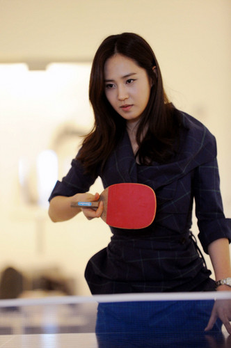 Yuri @ SBS Fashion King Drama in New York