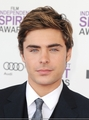 Zac Efron - Spirit Awards 2012 Red Carpet  (HQ) - zac-efron photo