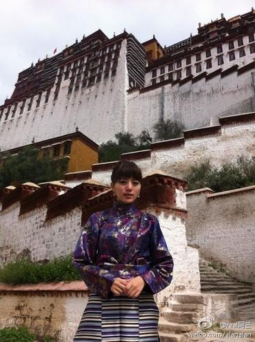 alan in Lhasa
