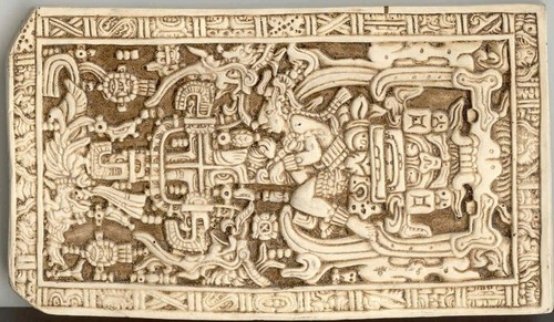 Ancient Aliens wallpaper titled astronauta_maya-america actual