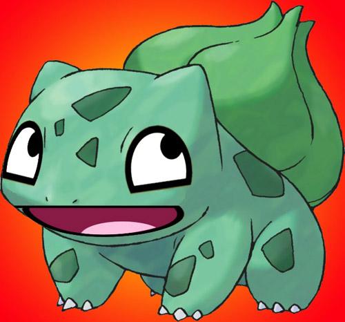 awesome bulbasaur