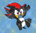 baby shadow =3 - shadow-the-hedgehog fan art