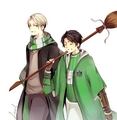 cute pics - the-new-generation-of-harry-potter fan art