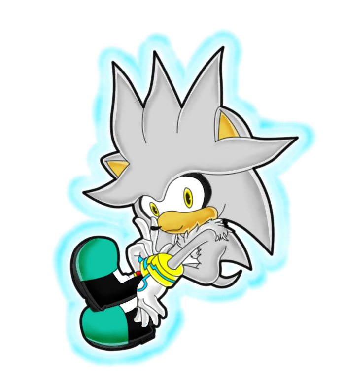 Silver The Hedgehog Pictures 82
