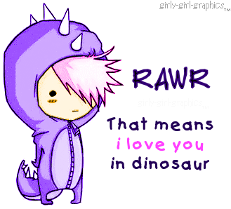 love quotes wallpaper titled dinosaur love:)
