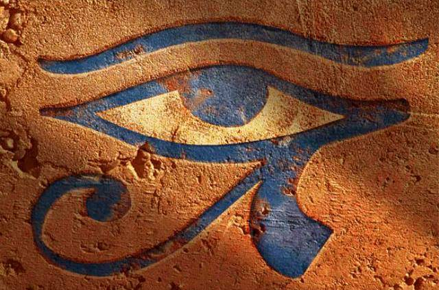 egyptian mythology eye of horus