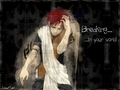 gaara - gaara-and-the-sand wallpaper