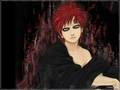 gaara - gaara-and-the-sand fan art