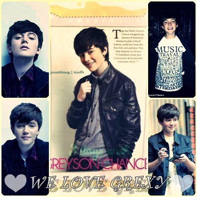 greygrey - greyson-chance Photo
