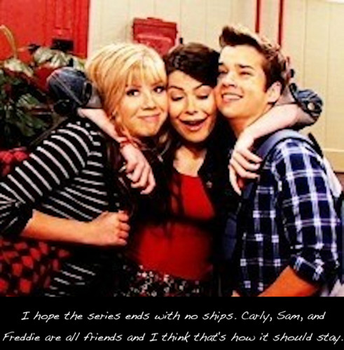 iCarly Confessions