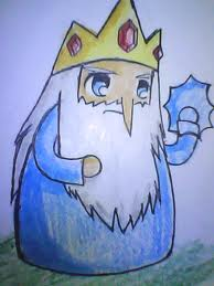 Ice King Adventure Time Anime Photo 29324248 Fanpop