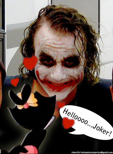 joker hello joker dot warner