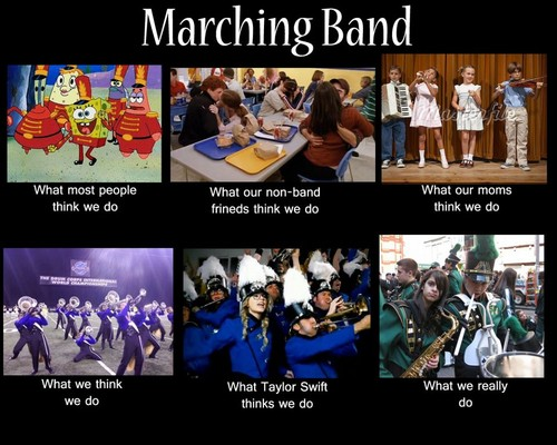 marching band!