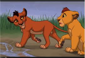 mufasa and taka