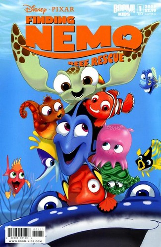 Finding Nemo kertas dinding probably with Anime titled nemo