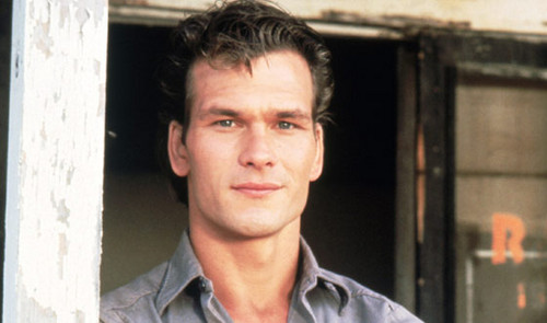 Patrick Swayze wallpaper called no words,just tears