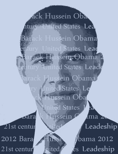 obama with words