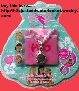 official necklace - h2o-just-add-water Photo