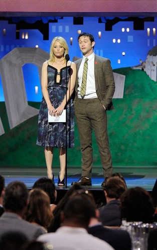 Joseph Gordon-Levitt @ Independent Spirit Awards 2012. - joseph-gordon-levitt Photo