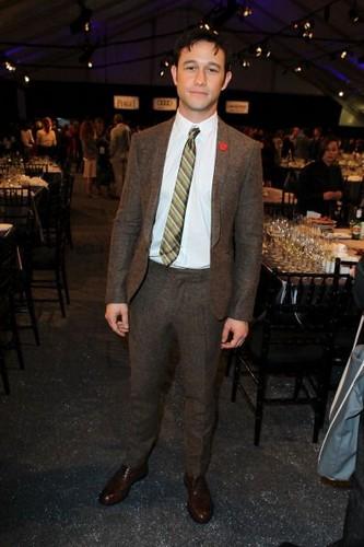 Joseph Gordon-Levitt @ Independent Spirit Awards 2012.