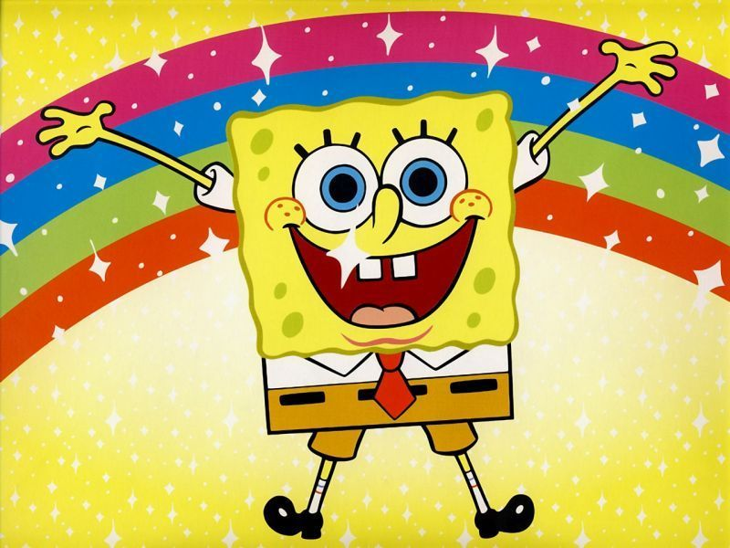 sponge-sponge - Spongebob Squarepants Wallpaper (29310837 ...