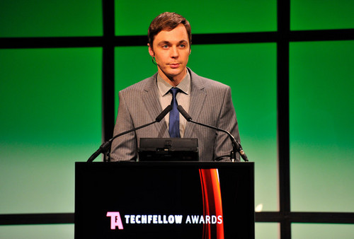 techfellow awards - jim-parsons Photo