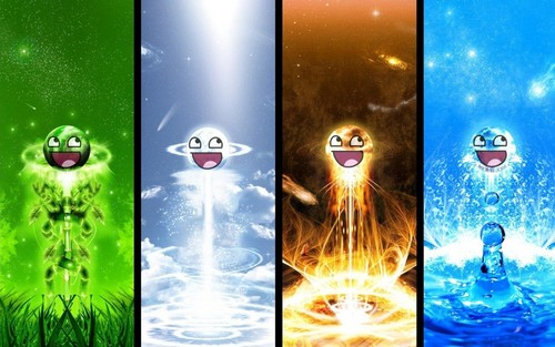 the awesome elements