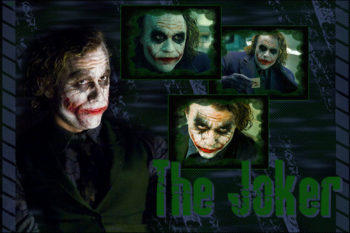 The Joker kertas dinding possibly with Anime called the joker