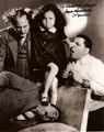 the three stooges & joan howard maurer - three-stooges photo