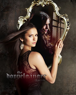 televisie achtergrond entitled the vampire diaries characters