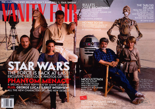 vanity fair  - star-wars Photo