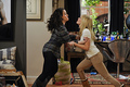'And the Blind Spot'  - 2-broke-girls photo