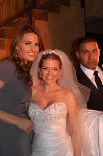 ★ Beckett, Jenny & Esposito ★