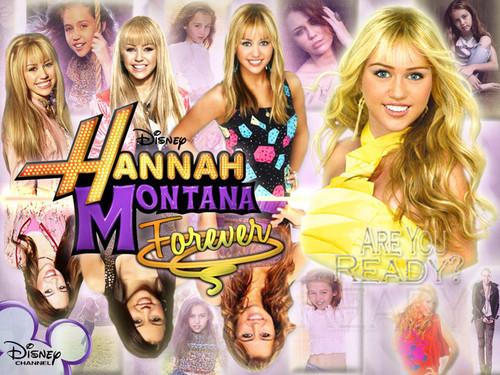 sshannahmontana wallpaper entitled *Hannah*