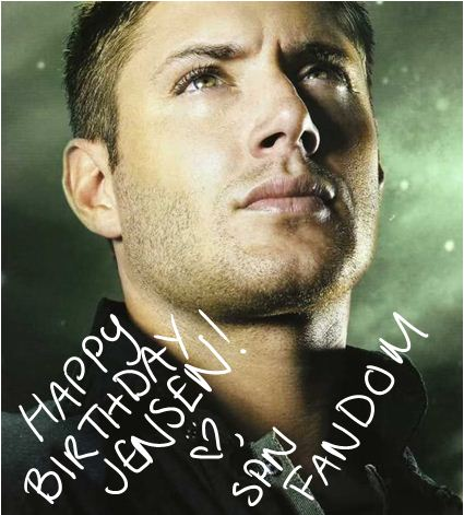  Happy Birthday Jensen  - anj-and-jezzi-the-aries-twins Fan Art