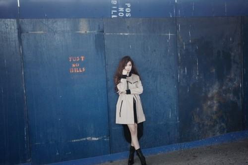 Jessica Jessica @ Dazed and Confused Magazine