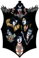 ☆ Kiss ☆ - musicians-in-makeup fan art