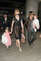 Nicole and Keith Take Flight With the Family in Sydney