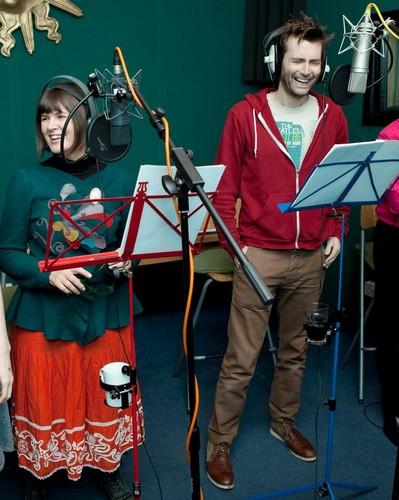 ★ Tree Fu Tom starring David Tennant as Twigs starts on Cbeebies on 5th March 2012  ★