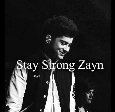 #staystrongzayn