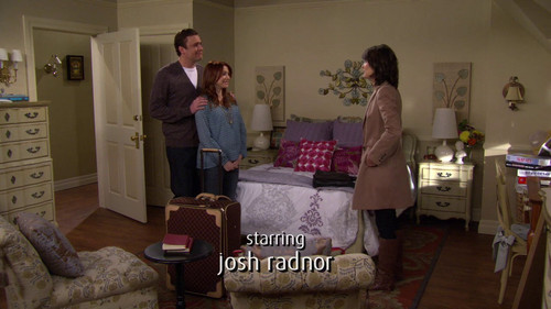 How I Met Your Mother Living Room Robin