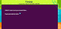 A journal on DeviantART - fans-of-pom screencap